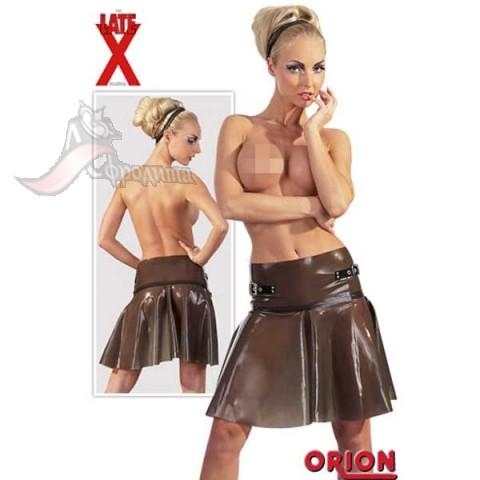 порно латекс юбки