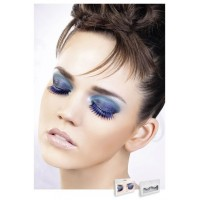 Baci Eyelashes - Реснички Blue-Purple Deluxe Eyelashes