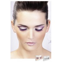 Baci Eyelashes - Реснички Purple Deluxe Eyelashes