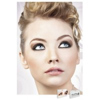 Baci Eyelashes - Реснички Black Deluxe Eyelashes