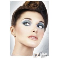 Baci Eyelashes - Реснички Black Premium Eyelashes
